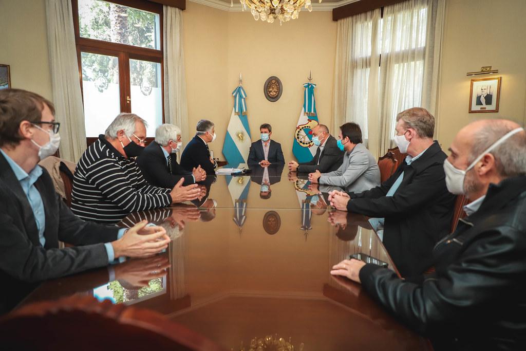 San Juan seguirá apostando a la obra pública con el apoyo de la Cámara de la Construcción