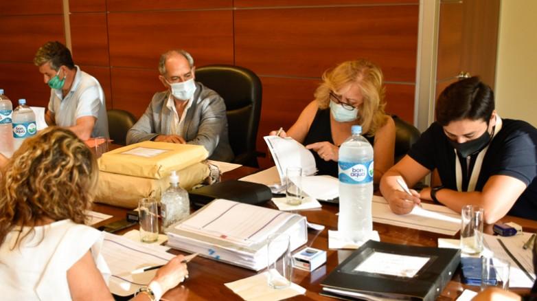 TERUSI participando de las licitaciones de barrios para los afectados del Terremoto